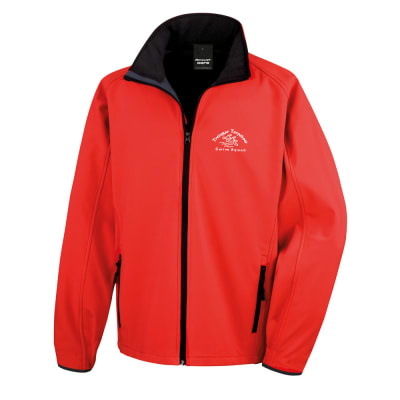 Torpedoes Soft Shell Mens Jacket