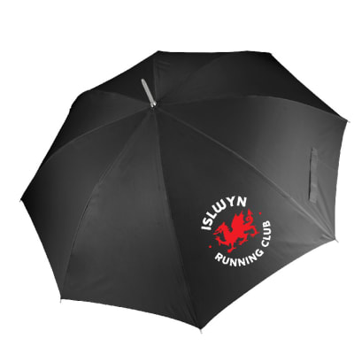 Islwyn Running Club - Umbrella