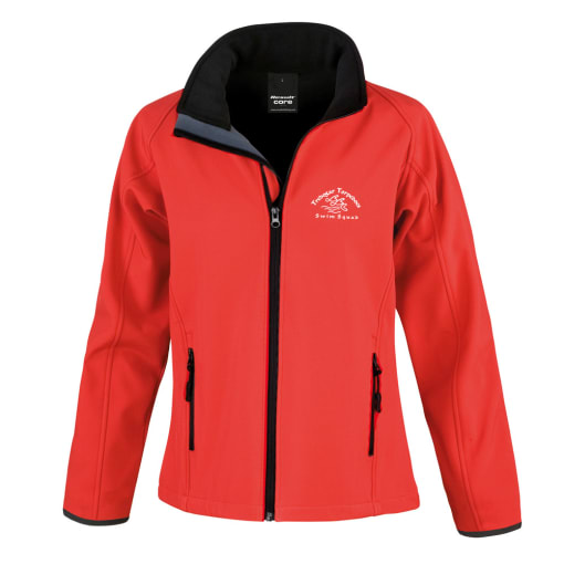 Torpedoes Soft Shell Womens Jacket
