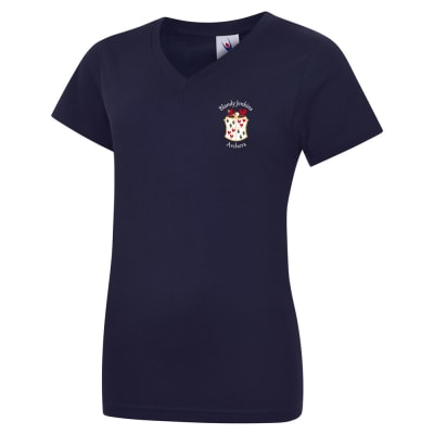 Blandy Jenkins Ladies V Neck