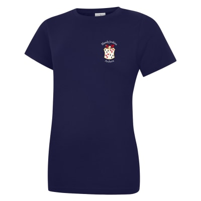 Blandy Jenkins Ladies T-Shirt