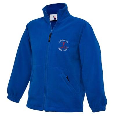 Llancaeach Juniors - Fleece Jacket