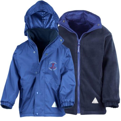 Llancaeach Juniors - Storm Coat
