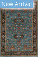 Amer Antiquity ANQ-12 Turquoise Area Rug