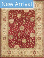Loloi II Majestic MM-04 Red - Ivory Area Rug