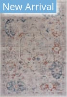 Lr Resources Mirage 81567GRY  Area Rug