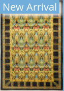 Solo Rugs Arts & Crafts  6'10'' x 9'9'' Rug