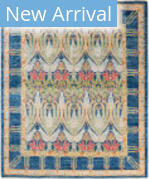Solo Rugs Arts & Crafts  5'10'' x 6'1'' Square Rug