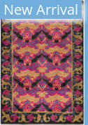 Solo Rugs Arts & Crafts  3'10'' x 5'10'' Rug