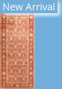 Solo Rugs Eclectic  6' x 15'10'' Runner Rug