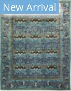 Solo Rugs Arts & Crafts  7'10'' x 9'9'' Rug
