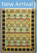 Solo Rugs Arts & Crafts  6'2'' x 8'4'' Rug