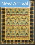Solo Rugs Arts & Crafts  7'10'' x 10'4'' Rug