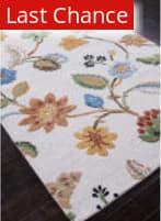 Rugstudio Sample Sale 82048R Antique White Area Rug