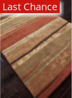 Rugstudio Sample Sale 82099R Rust/Bronze Area Rug