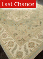 Rugstudio Sample Sale 103616R Stone Blue Area Rug