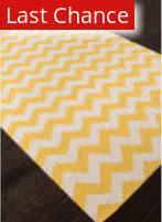 Rugstudio Sample Sale 103704R Yellow Area Rug
