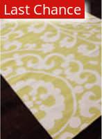 Rugstudio Sample Sale 81859R Wild Lime Area Rug