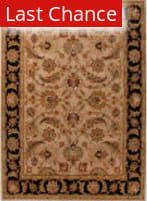 Addison And Banks Hand Tufted Abr0521 Beige/Ebony Outlet Area Rug