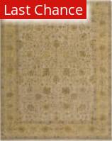 Rugstudio Sample Sale 73777R Soft Camel / Light Gold Area Rug
