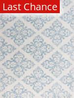 Rugstudio Sample Sale 143765R Ocean Blue Area Rug