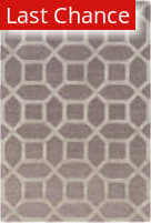 Rugstudio Sample Sale 137508R Gray - Light Gray Area Rug