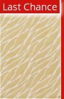 Rugstudio Sample Sale 149939R Gold - Ivory Area Rug