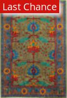 Rugstudio Sample Sale 159261R Taupe Area Rug
