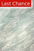 Rugstudio Sample Sale 204898R Ivory - Green Area Rug
