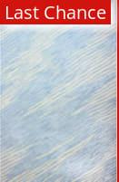 Rugstudio Sample Sale 204900R Light Blue Area Rug