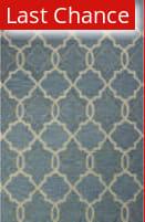 Rugstudio Sample Sale 127971R Light Blue Area Rug