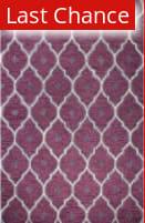 Rugstudio Sample Sale 127963R Lilac Area Rug