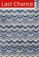 Rugstudio Sample Sale 127622R Blue Area Rug