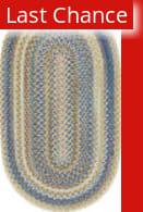 Rugstudio Sample Sale 168924R Light Blue Area Rug