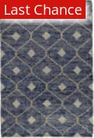Rugstudio Sample Sale 208365R Blue Area Rug
