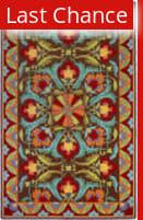 Rugstudio Sample Sale 125440R Mocha Area Rug
