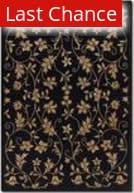 Couristan Silken Treasures Elysium Midnight 1850-0181 Area Rug