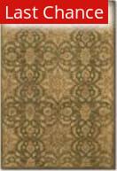 Couristan Jalore Antique Bihar 1735-0012 Wheat-Sage Area Rug