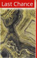 Rugstudio Sample Sale 205219R Citrine Area Rug