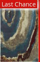 Rugstudio Sample Sale 205223R Geode Area Rug
