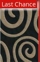 Rugstudio Riley RS17 Black-Silver Area Rug