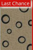 Rugstudio Riley RS23 Silver-Black Area Rug