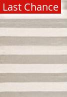 Rugstudio Sample Sale 64407R Platinum/Ivory Area Rug
