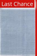 Rugstudio Sample Sale 158939R Denim - Ivory Area Rug