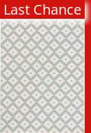 Rugstudio Sample Sale 160900R Light Blue-Ivory Area Rug