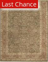 Rugstudio Sample Sale 167918R Sage - Pink Area Rug