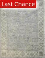 Rugstudio Sample Sale 167942R Lilac - Cream Area Rug