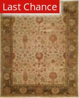 Rugstudio Sample Sale 13538R Ivory-Twilight Area Rug