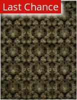 Rugstudio Sample Sale 91830R Midnight Blue Area Rug