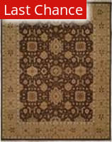 Rugstudio Sample Sale 41518R Brown Area Rug